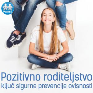 Pozitivno roditeljstvo knjižica